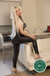 Book a meeting with Ladyboy Aoife Perez TV in Blackrock today