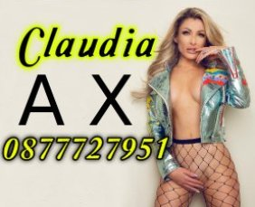 Claudia Angel X is a super sexy Spanish Escort in Grand Canal Dock