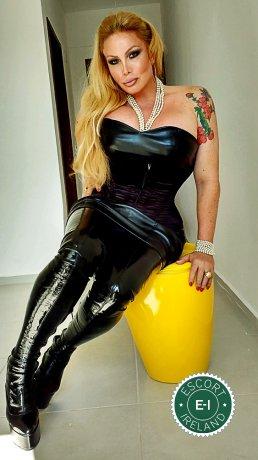TS Brigitte Von Bombom is a sexy Italian escort in Dublin 2, Dublin