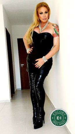 TS Brigitte Von Bombom is a super sexy Italian dominatrix in Dublin 2, Dublin
