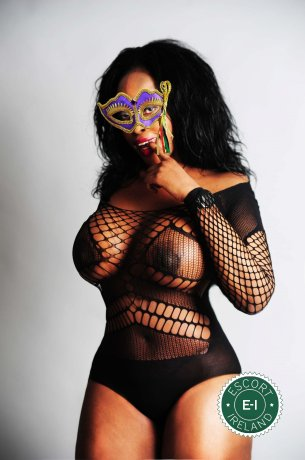 BlackRose is a hot and horny Caribbean escort from East Belfast, Belfast