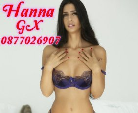 Hanna GX is a sexy Spanish Escort in Grand Canal Dock
