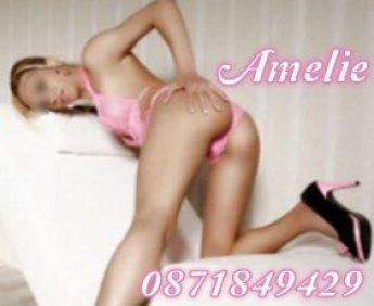 Amelie - escort in Ballsbridge