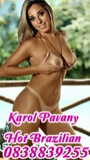 Meet the beautiful Karol Pavany in Smithfield  with just one phone call