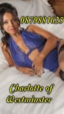 Meet the beautiful Charlotte of Westminster in Stephens Green  with just one phone call