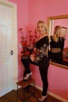 Jessy - female escort in Letterkenny