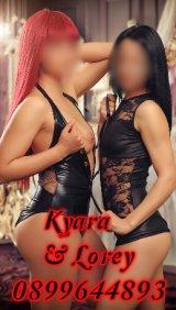 Kyara & Lorey - escort in Drumcondra
