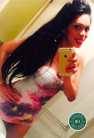 TS Pocahontas is a hot and horny Brazilian escort from Dublin 8, Dublin