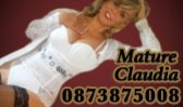 Mature Claudia - Female in Santry